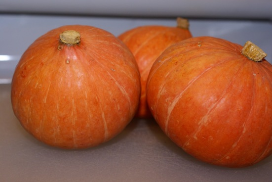 Fall Squash Challenge - Golden Nugget Squash