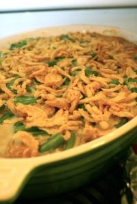 Traditional Green Bean Casserole