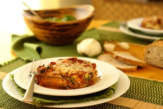 Egg Plant Lasagna