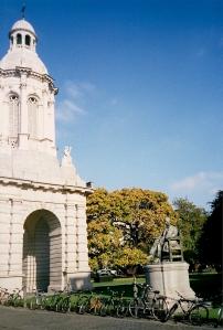 Dublin's Trinity Collage