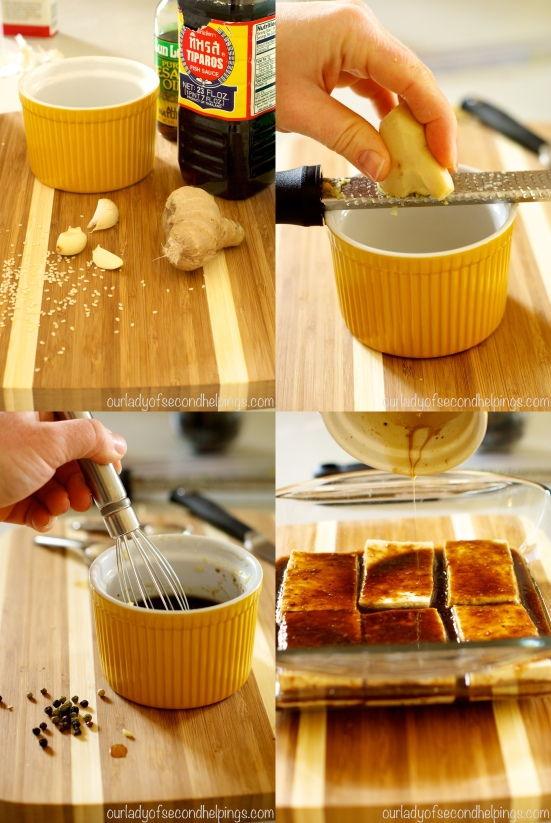 steps to make a marinade