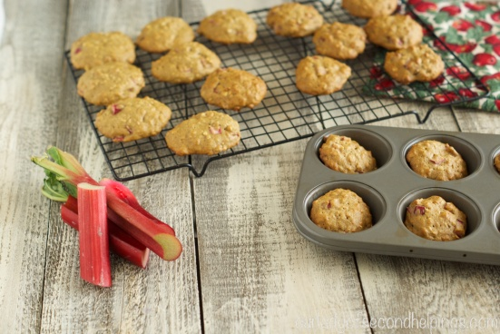 Cookies in a Muffin Tin