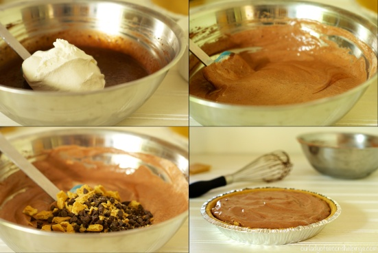 Chocolate Pudding Filling