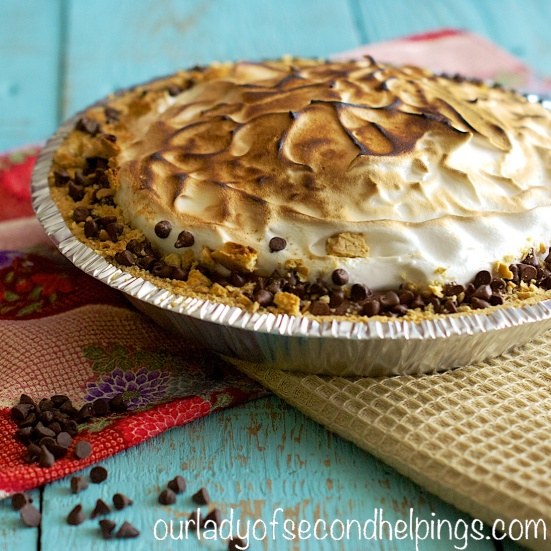 Gimme S'more Pie