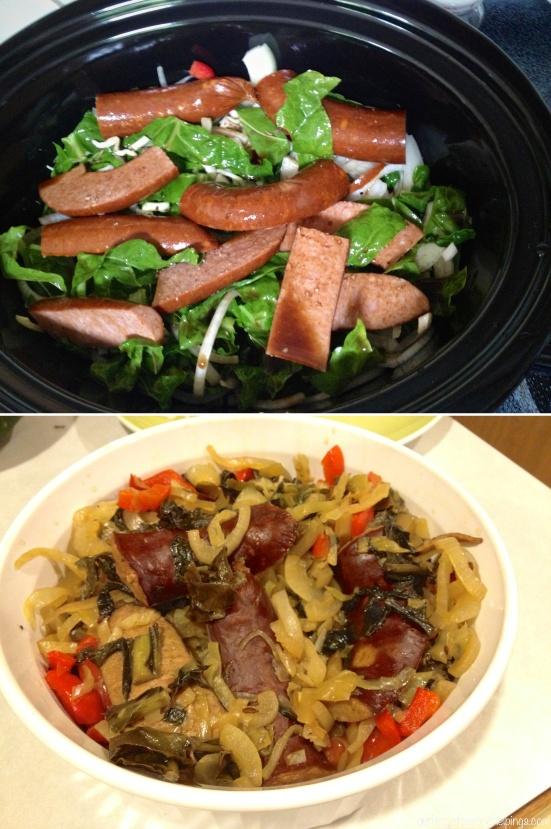 Slow Cooker Dinner