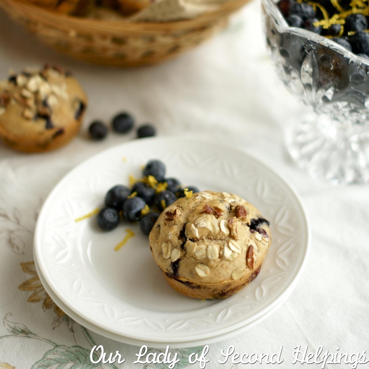 Lazy Baker Pancake Muffins