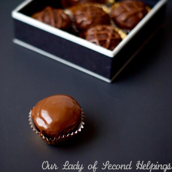 Chocolate Indulgence Brownie Bites