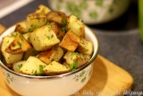 Crisp Roasted Potatoes for St. Patrick's Day