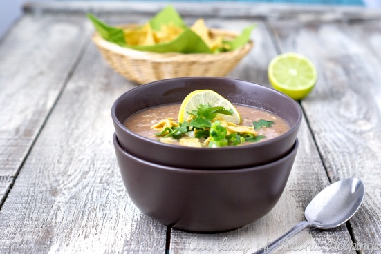 White Bean Chicken Chili | Our Lady of Second Helpings