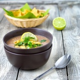 MyPlate on My Budget: White Bean Chili