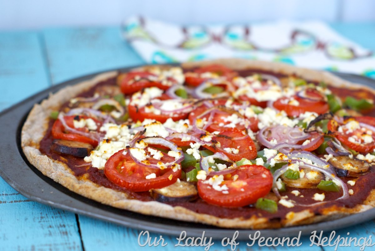 Friday Night Pizza Party & Recipe Video Debut
