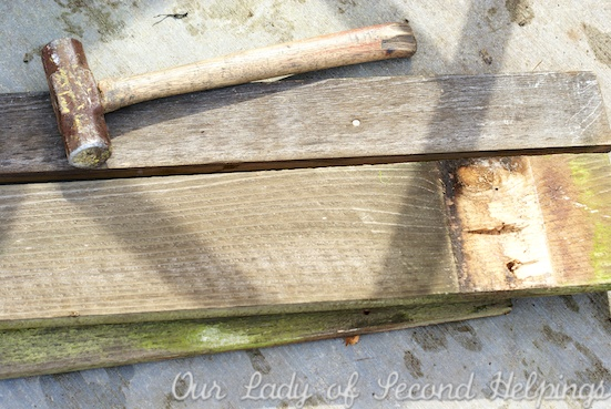 5 Upcycled Fence Board Projects