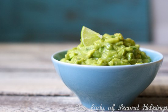 Tomatillo-Apple Guacamole