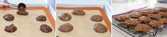 Double Chip Brownie Cookies | Our Lady of Second Helpings