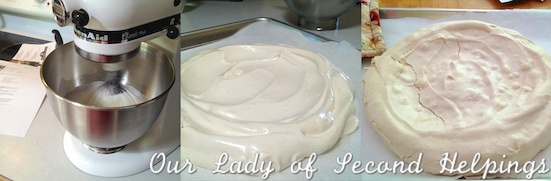 Summer Berry Pavlova | Our Lady of Second Helpings