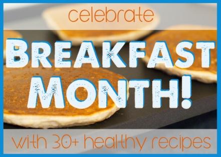 30+ Healthy Breakfast Recipes