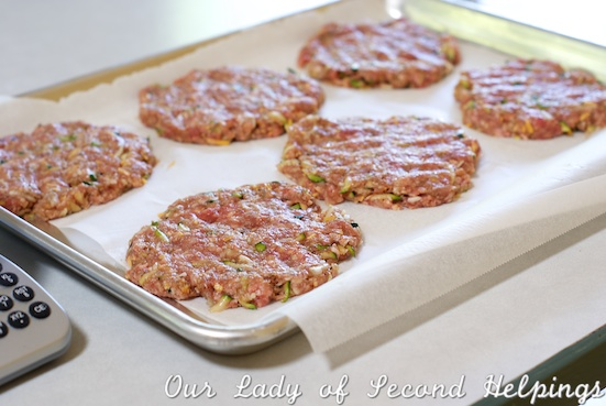 Lighten Up Burger Night! Simple tips for crowd pleasing lean burgers | Our Lady of Second Helpings