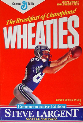 """Image from: Steve Largent: A """"Hands-On"""" Personality"""