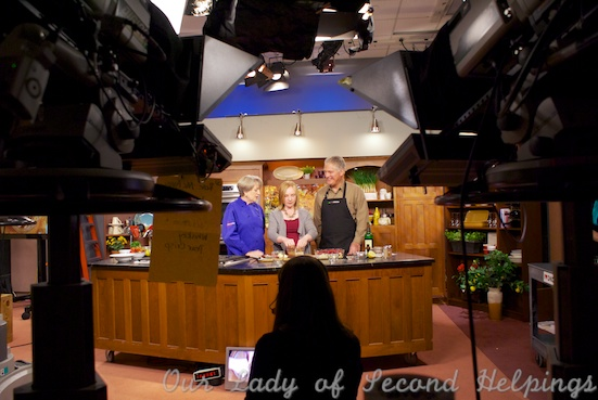 KCTS Just Desserts | Our Lady of Second Helpings